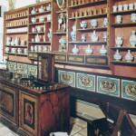 zeer oude apotheek